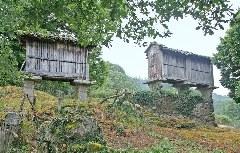 Horreo in Galicien