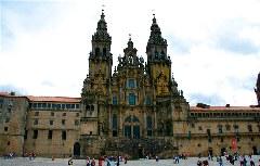 Jakobus Kathedrale in Santiago