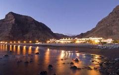 Hotel Gran Rey Nachts