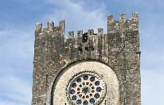 Kirche San Juan in Portomarin