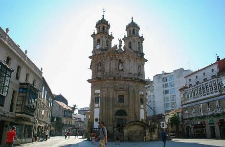 La Peregrina, Pontevedra