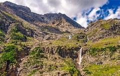 Der Pineta-Felsenkessel im Ordesa-Nationalpark