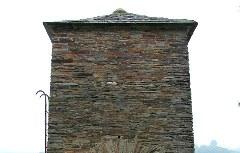 Pilgerdenkmal bei Sarria