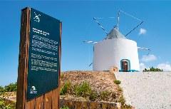 Mühle von Odeceixe