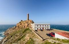 Leuchtturm von Cabo de Vilan