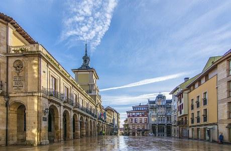 Rathaus in Oviedo