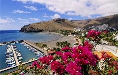Die Inselhauptsatdt San Sebastian de la Gomera ist auch Ihre erste Station der Trekkingreise