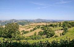 In der Nähe von Triacastela