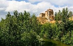 Das Kloster in Carrión de los Condes