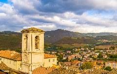 Altstadt von Cascia