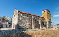 Kirche in Laxe