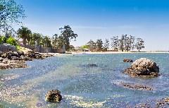 Playa de Sinas