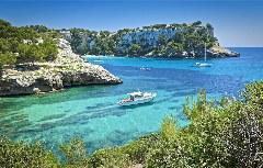 Die Bucht von Cala Galdana