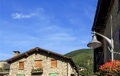 Ordino, das schönste Dorf Andorras