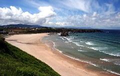 Strand Tapia de Casariego