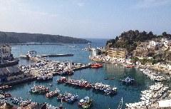 Hafen Luarca