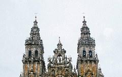 Jakobus Kathedrale von Santiago
