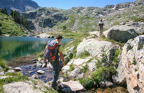 Hochsee Lac de Dalt de Saboredo