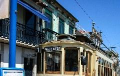 Tramlinie Nr. 1 in Porto