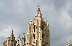 Die Basilika San Isidoro in León