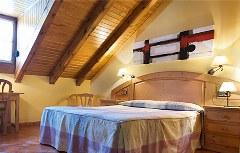 Zimmer des Hotel Pey in Boí