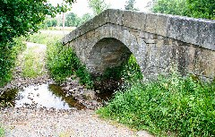 Brücke bei Palas de Rei