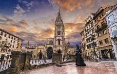 Kathedrale San Salvador von Oviedo