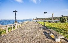Promenadenweg in Muxia