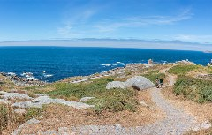 Panoramablick bei Muxia