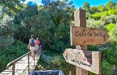 Wanderung Cala de Deia nach Deia