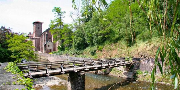 St. Jean-Pied-de-Port am Camino Frances