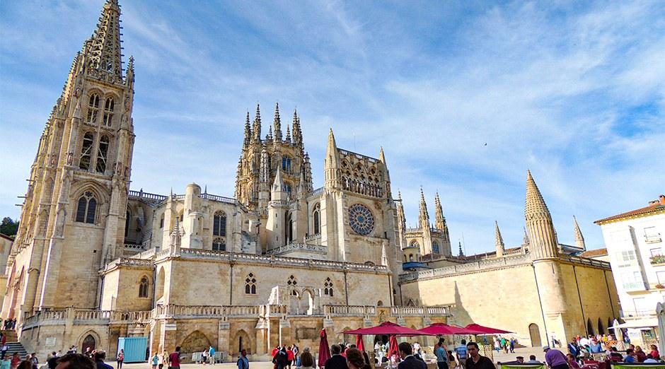 Kathedrale Santa María in Burgos