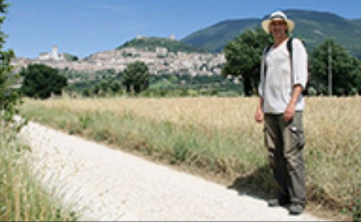 Franziskusweg Italien Reisen