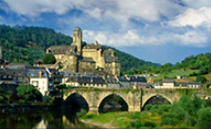 Jakobswege in Frankreich