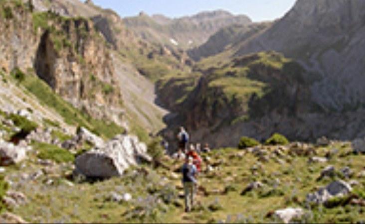 Wanderreisen und Trekkings in den Pyrenäen